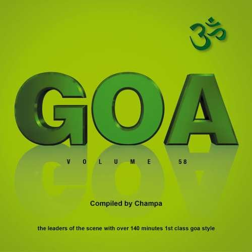Compilation: Goa - Volume 58 (2CDs)