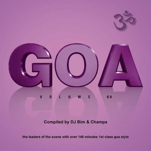 Compilation: Goa - Volume 60 (2CDs)