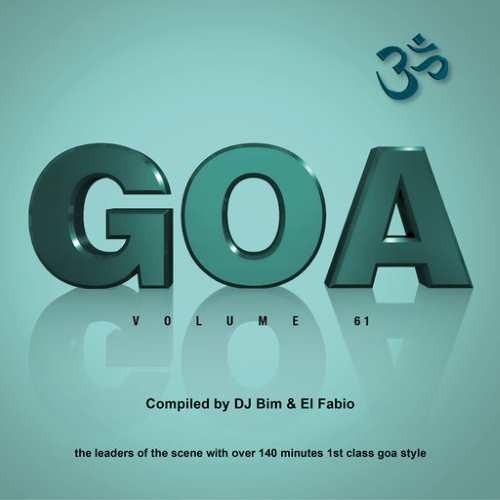 Compilation: Goa - Volume 61 (2CDs)