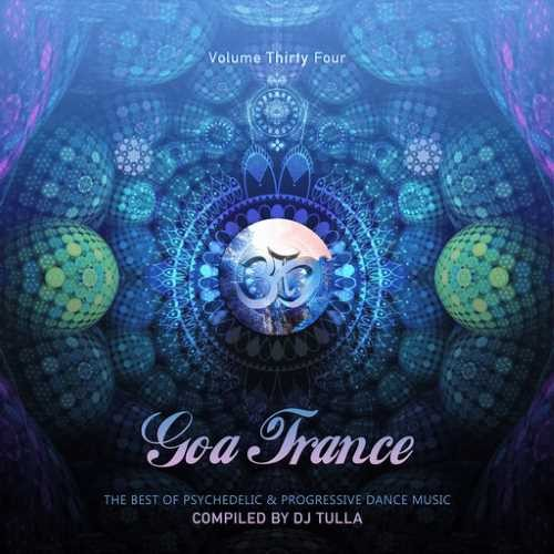 Compilation: Goa Trance - Volume 34 (2CDs)