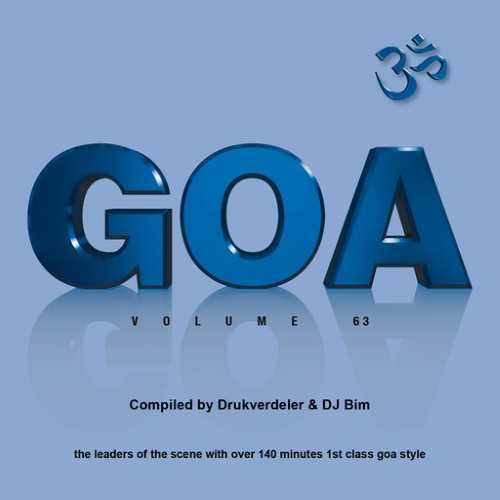 Compilation: Goa - Volume 63 (2CDs)