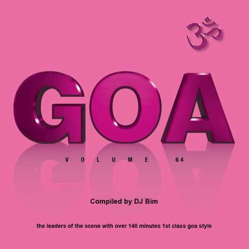 Compilation: Goa - Volume 64 (2CDs)