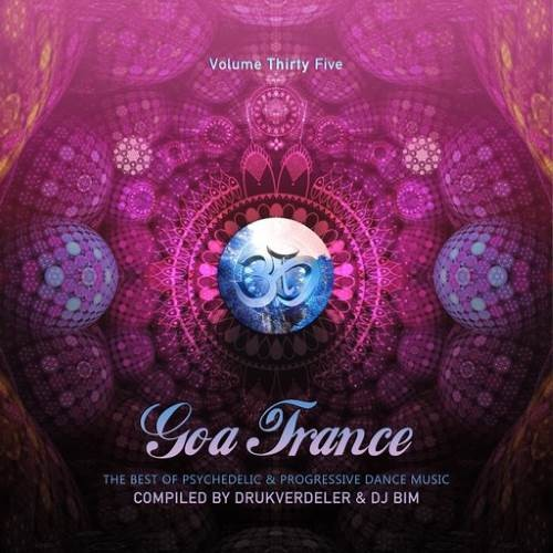 Compilation: Goa Trance - Volume 35 (2CDs)