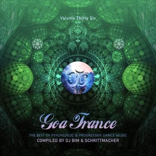 Compilation: Goa Trance - Volume 36 (2CDs)
