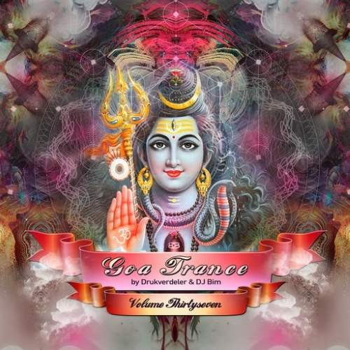 Compilation: Goa Trance - Volume 37 (2CDs)