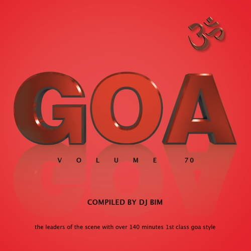 Compilation: Goa - Volume 70 (2CDs)