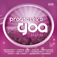 Compilation: Progressive Goa 2012 Vol 1 (2CDs)