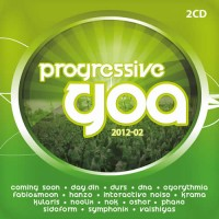 Compilation: Progressive Goa 2012 Vol 2 (2CD)
