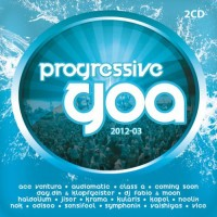 Compilation: Progressive Goa 2012 Vol 3 (2CDs)