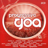Compilation: Progressive Goa Vol 5 (2CDs)