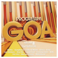 Compilation: Progressive Goa Vol 8 (2CDs)