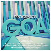 Compilation: Progressive Goa Vol 9 (2CDs)