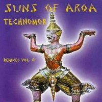 Suns Of Arqa - Technomor - Remixes Vol. 4
