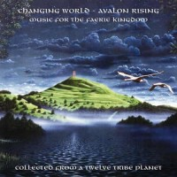 Compilation: Changing World - Avalon Rising (2CDs)
