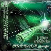 Biokinetix and Friends - I3D3 - The Remixes