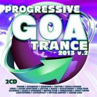 Compilation: Progressive Goa Trance 2013 Vol 2 (2CDs)