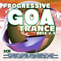Compilation: Progressive Goa Trance 2013 Vol 3 (2CDs)