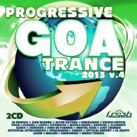 Compilation: Progressive Goa Trance 2013 Vol 4 (2CDs)