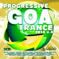 Compilation: Progressive Goa Trance 2014 Vol 4 (2CDs)
