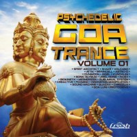 Compilation: Psychedelic Goa Trance Vol 1 (2CDs)