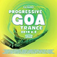 Compilation: Progressive Goa Trance 2019 Vol.2 (2CDs)