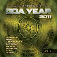 Compilation: Goa Year 2011 - Volume 2 (2CDs)