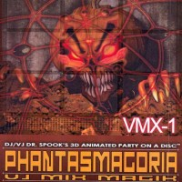 Compilation: Phantasmagoria (CD + DVD)