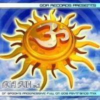 Compilation: Goa Sun Vol. 1 (2CDs)