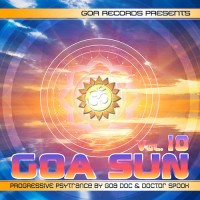 Compilation: Goa Sun V.10 (2CDs)
