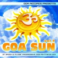 Compilation: Goa Sun Vol 2 (2CDs)