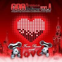 Compilation: Goa Trance Nations Vol 1 (2CDs)