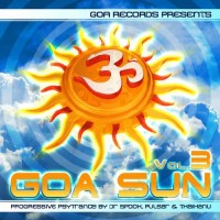 Compilation: Goa Sun Vol 3 (2CDs)