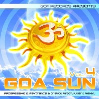 Compilation: Goa Sun Vol 4 (2CDs)