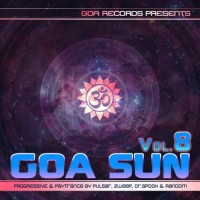 Compilation: Goa Sun Vol 8 (2CDs)