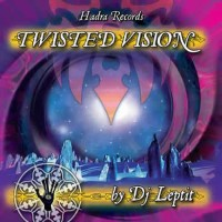 Compilation: Twisted Vision - Compiled by DJ Leptit