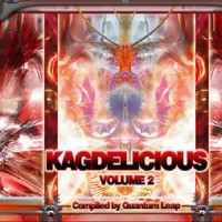 Compilation: Kagdelicious Volume 2 -  Compiled by Quantum Leap (3CD)
