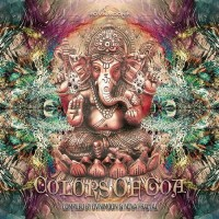 Compilation: Colors Of Goa - Comp. by Ovnimoon and Nova Fractal (2CDs)