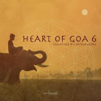 Compilation: Heart Of Goa Vol 6 by Ovnimoon (2CDs)