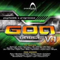 Compilation: Goa Vault Vol 1 (2CDs)
