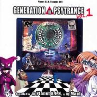 Compilation: Generation Psytrance Vol.1