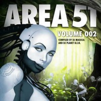 Compilation: Area 51 Vol 2 - compiled by DJ Planet B.E.N. and DJ Magical