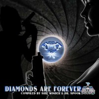Compilation: Diamonds Are Forever - by Side Winder and Dr.Spook (2CDs)