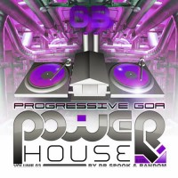 Compilation: Progressive Goa Power House Vol 3 (2CDs)
