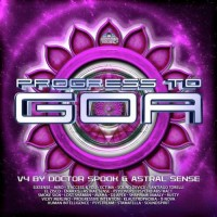 Compilation: Progress To Goa Vol. 4 (2CDs)
