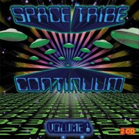 Space Tribe - Space Tribe Continuum Vol 1 (2CDs)