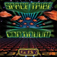 Space Tribe - Space Tribe Continuum Vol 2 (2CDs)