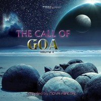 Compilation: The Call Of Goa V.4 - by Nova Fractal (2CDs)