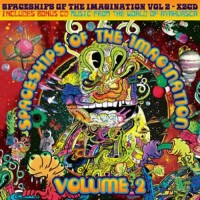 Compilation: Spaceships Of The Imagination Vol 2 (2CDs)