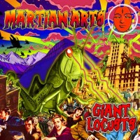 Martian Arts - Giant Locusts