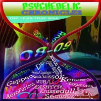 Compilation: Psychedelic Chronicles (2CD)